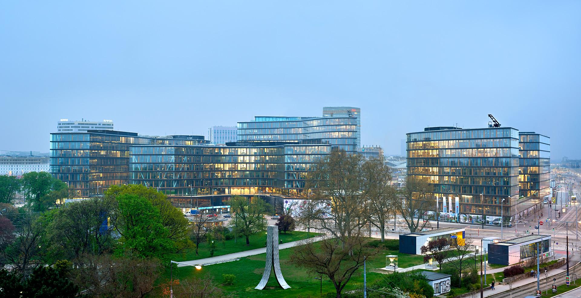 Erste-Campus Foto by Toni Rappersberger